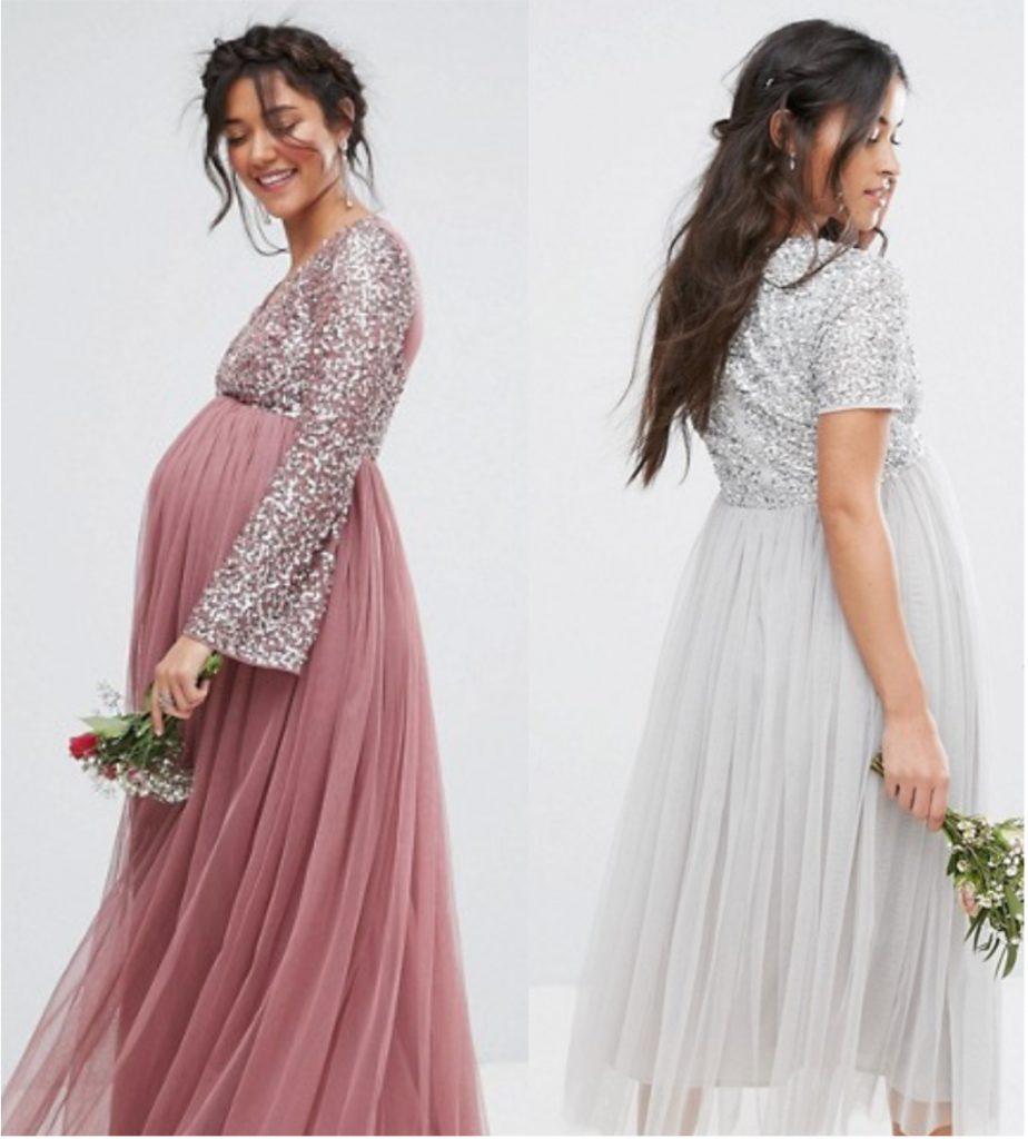 robes de maternité pour les grandes occasions