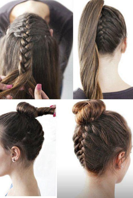 idées coiffures filles pour la rentrée