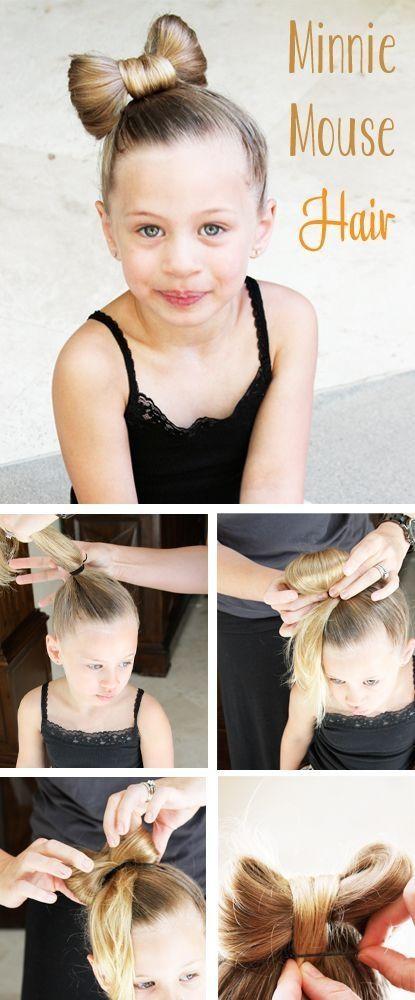 idées de coiffures faciles pour les filles pour la rentrée scolaire