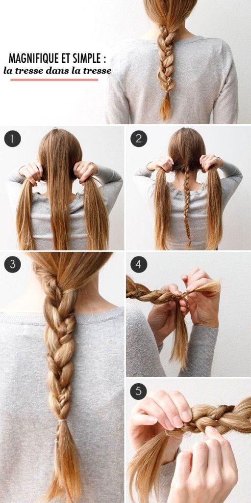 idées coiffures facies pour les filles pour la rentrée
