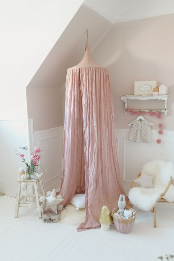 SHOP THE ROOM | Chambre petite fille en fleur ⋆ Club Mamans