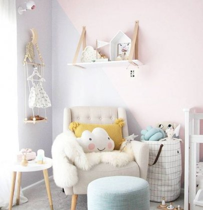 SHOP THE ROOM | Chambre fille cozy
