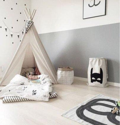 SHOP THE ROOM | Chambre enfant minimaliste