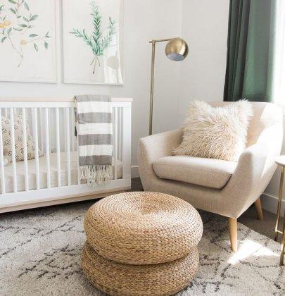 SHOP THE ROOM | Décoration chambre bébé nordique