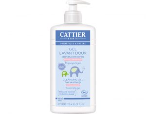 cattier gel lavant