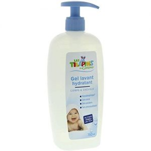 gel lavant bebe