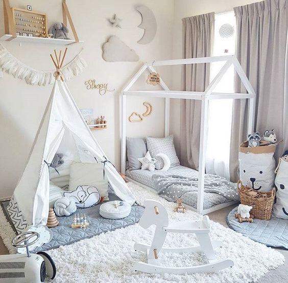 Déco chambre bébé : 10 incontournables pour une chambre tendance ...