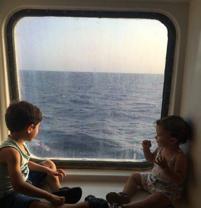 Vacances en famille : la traversée en bateau