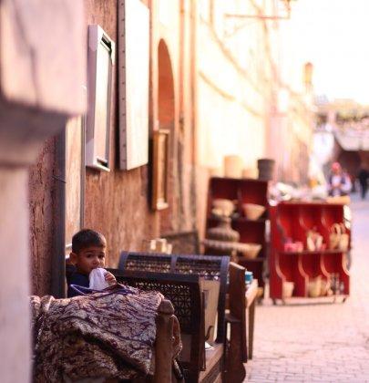 Un long weekend à Marrakech en famille