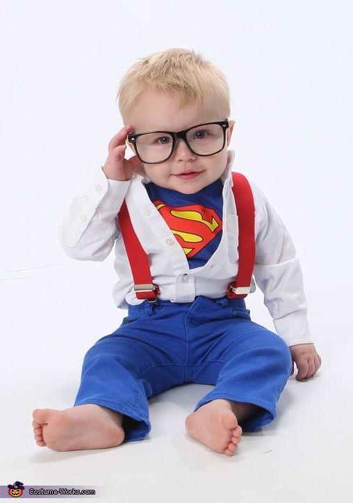déguisement Clark Kent