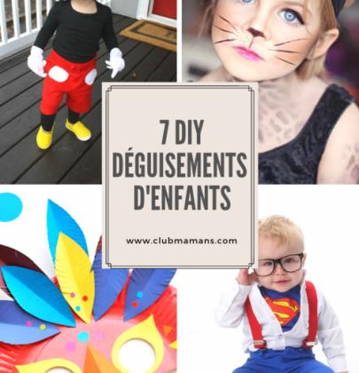 Déguisement Carnaval : 7 idées facile à faire !