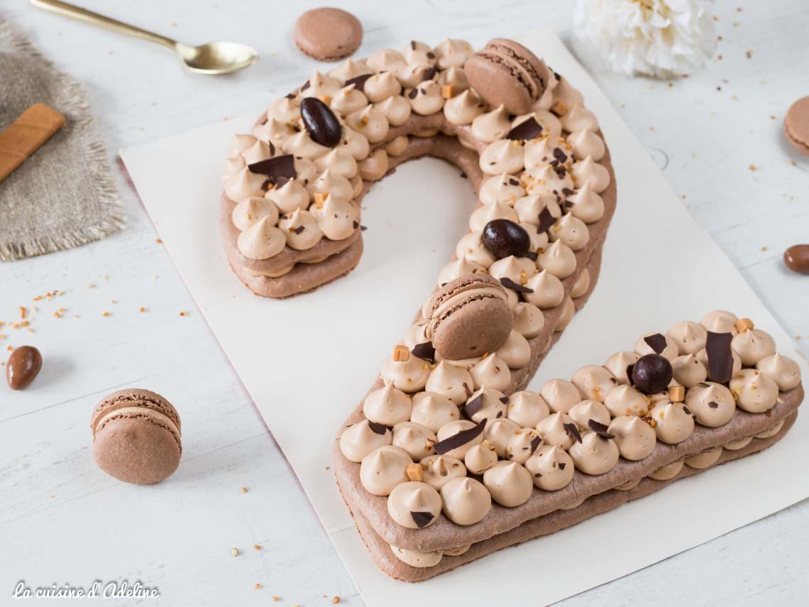 Number-cake-chocolat-praline-recette-macaron