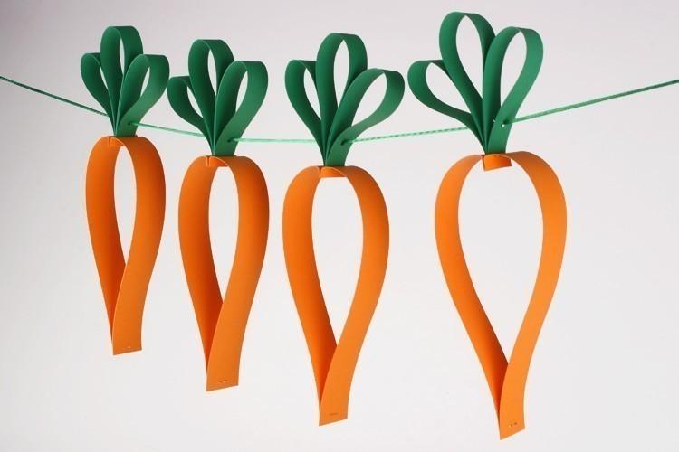 guirlande carotte