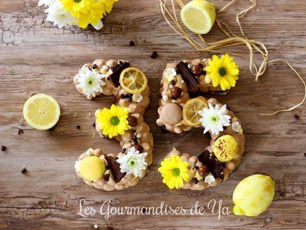 number cake citron chocolat