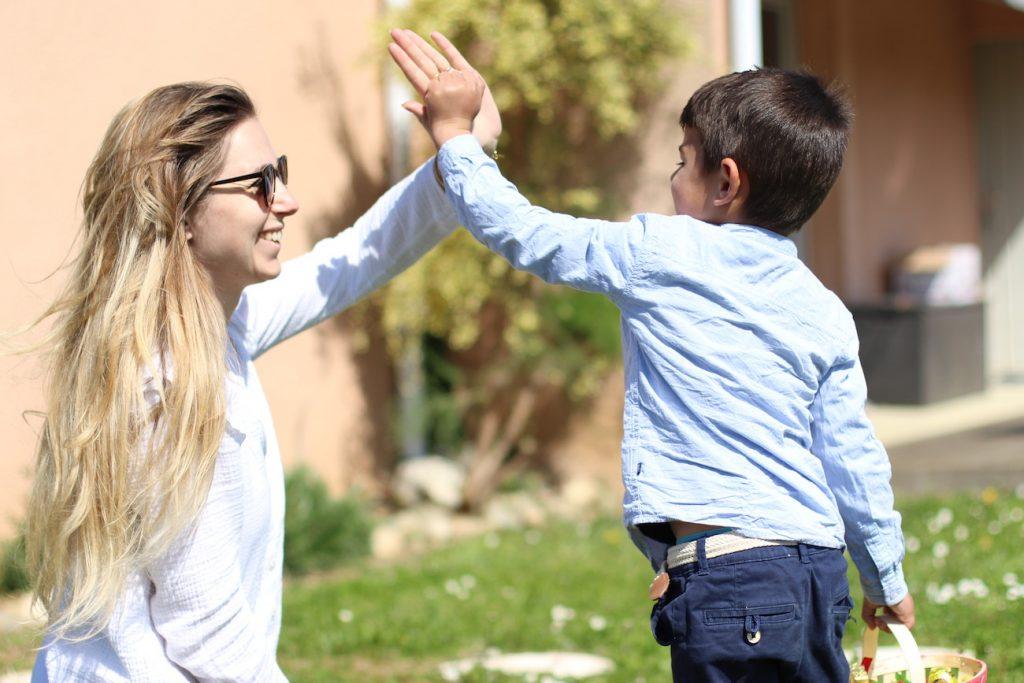 kinesiologie pour enfant