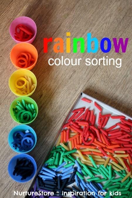 trier couleur