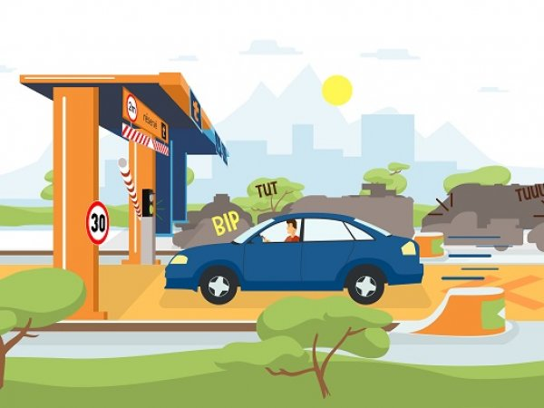 Télébadge Liber-t par Bip&Go :  la bonne idée de vacances !