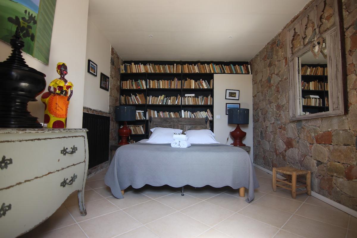 maison a louer porto vecchio
