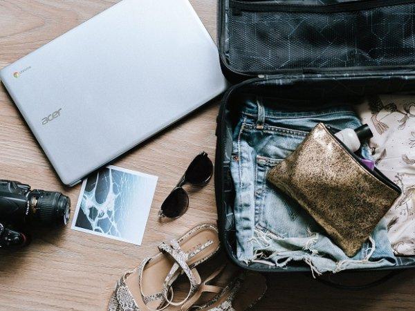 Faire sa valise : quelques techniques pour ne rien oublier !