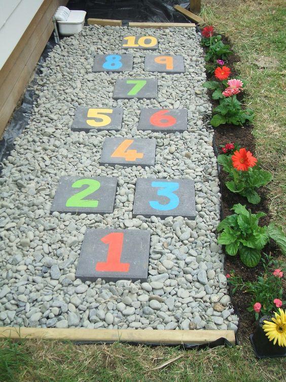 diy aménagement jardin