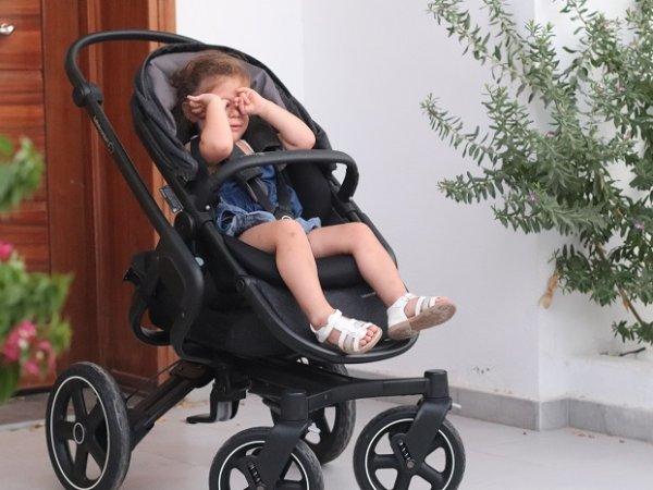 Poussette Nova 4 roues de Bébé Confort, au banc d'essai !