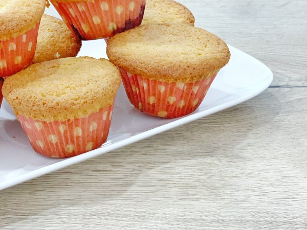 Muffins express : pour un goûter sauvé !