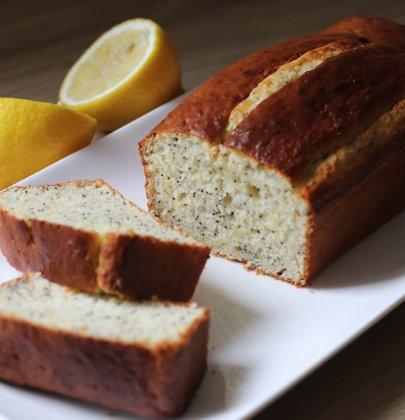 Cake citron pavot : la douceur du Mc Café en mieux !