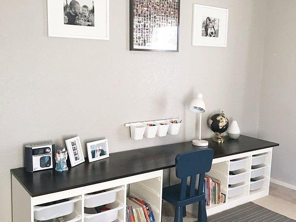 Trofast Hacks : 10 DIY avec le meuble IKEA !
