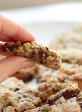 Recette de cookies moelleux type mie câline