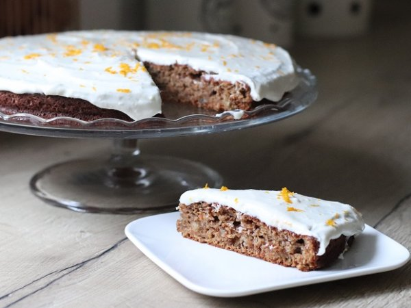 Carrot Cake : version plus saine mais tout aussi gourmande !