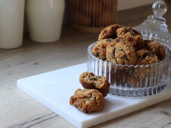 Recette anti-gaspi : Cookies crousti-moelleux au pain sec !