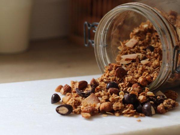 Granola maison : la recette facile !