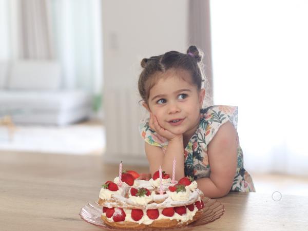 Joyeux anniversaire ma fille.