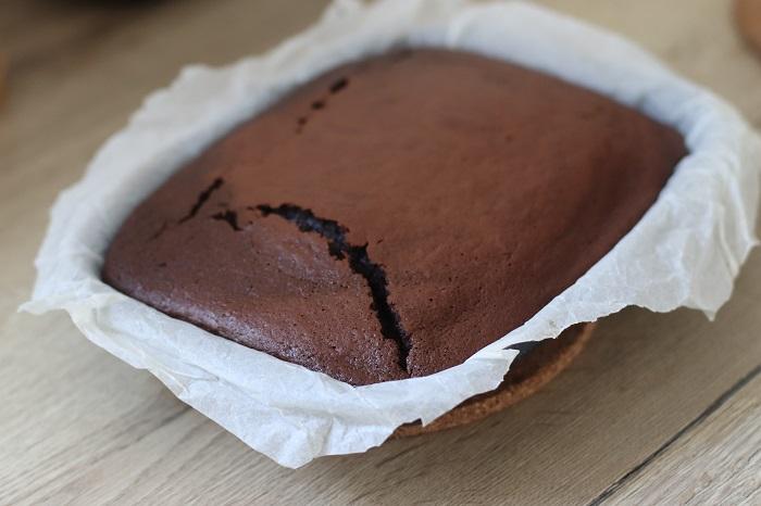 fondant chocolat courgette