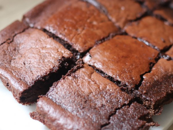Fondant chocolat courgette : l'idée saine du goûter !