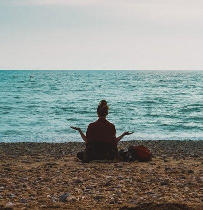 Apprendre à lâcher prise pour mieux se ressaisir.