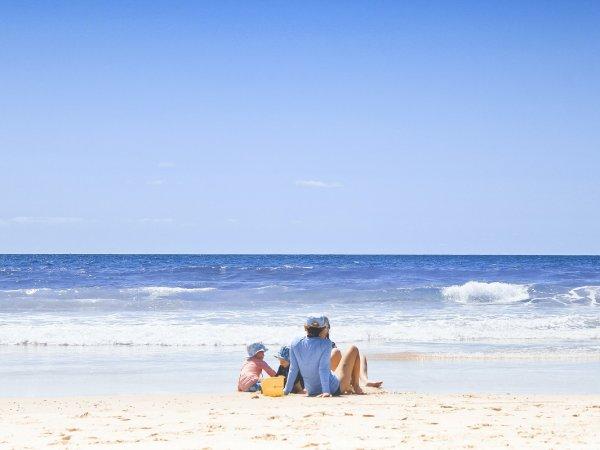 Vacances avec les enfants : une illusion de tranquillité